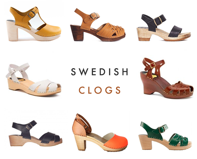 The Best of Swedish Clogs