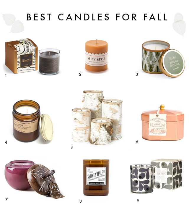 Best candles for fall earl grey creative for Best smelling home fragrances
