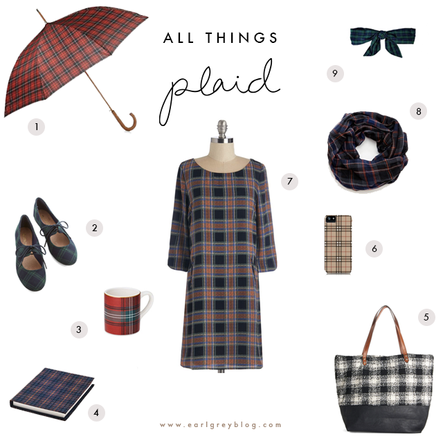 Plaid Patterns for Fall