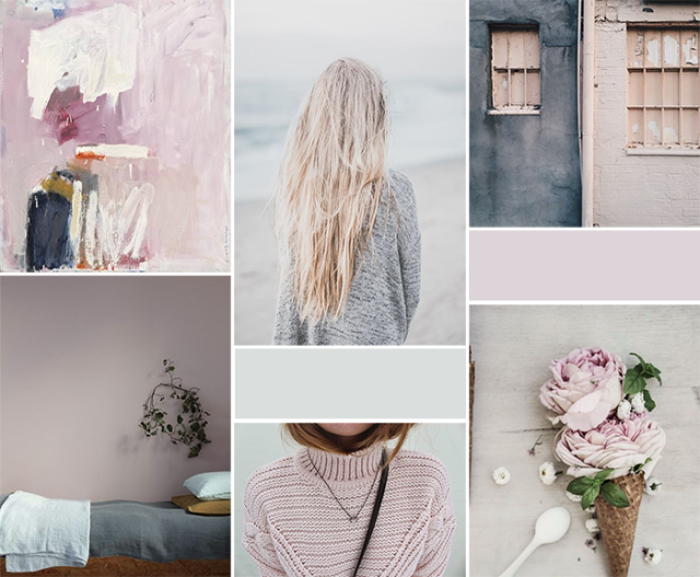 Dreamy Moodboard | Earl Grey Blog