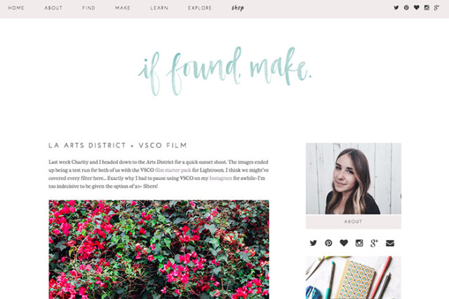 Wordpress Design | Earl Grey Creative
