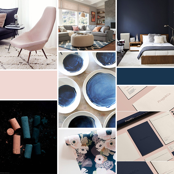 Dreamy & Nautical Moodboard