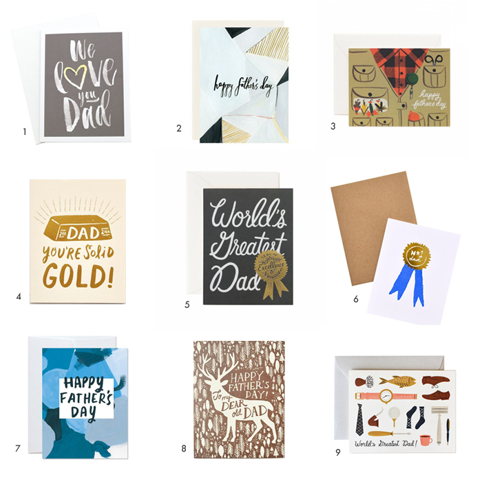 Best Father's Day Cards for 2015 | Earl Grey Creative