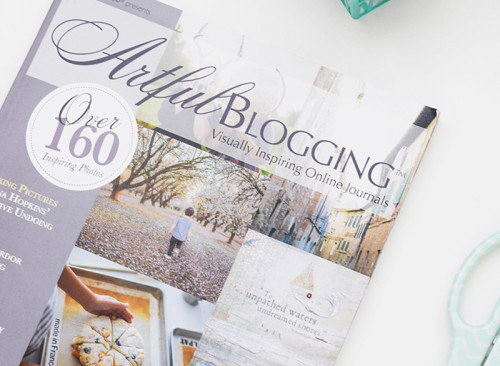 Artful Blogging Magazine Giveaway